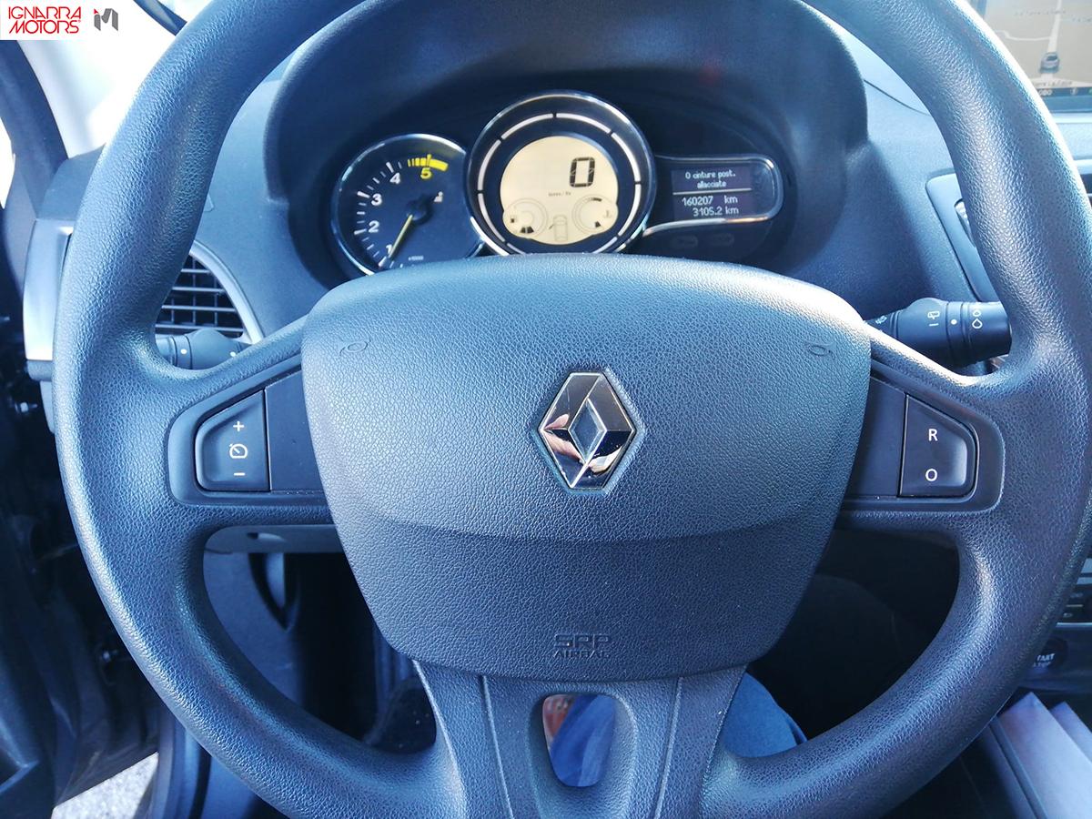 Renault Megane Sportour 1.5 dci Sportour Wave 110cv