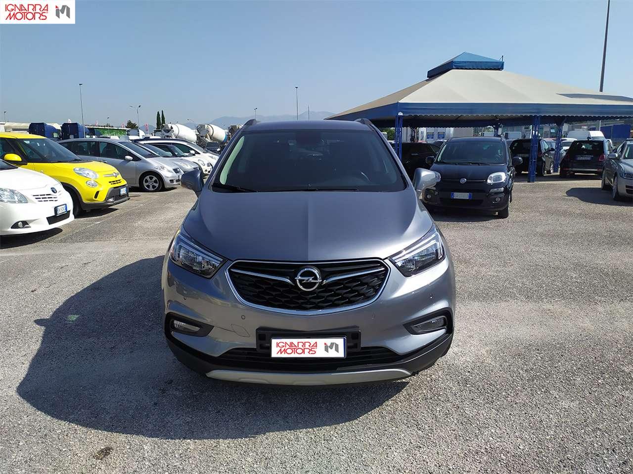 Opel Mokka X 1,6 CDTI INNIVATION 4X2 136CV