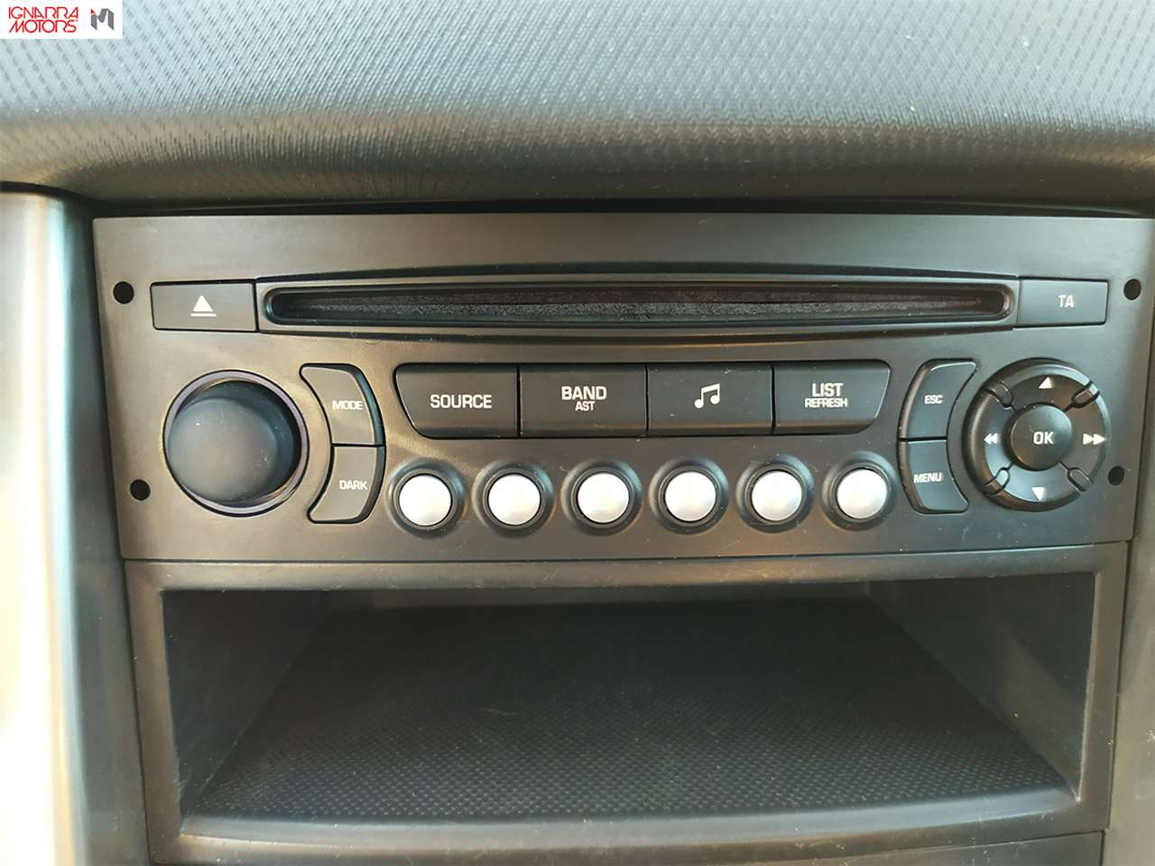 Peugeot 207 1,6 THP ALLURE 16V 156CV 3P