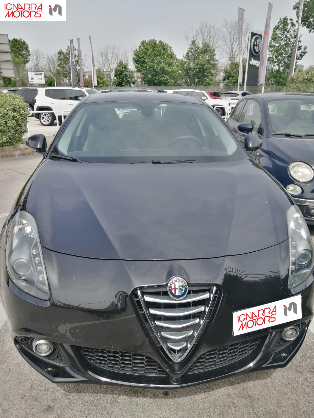Alfa Romeo Giulietta 1.4 distintive 120 CV