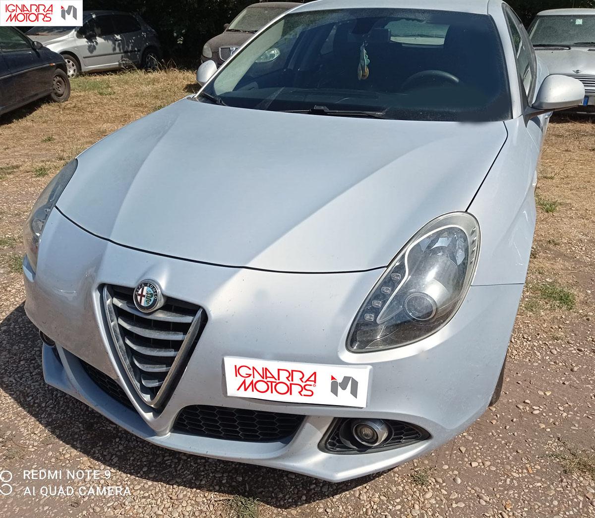 Alfa Romeo Giulietta 1.6 jtdm Distinctive 120cv